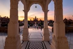 Hindu-Tempel in Gujarat, Indien