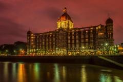Das Taj Mahal Palace Hotel in Mumbai