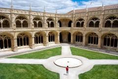 Palast in LIssabon