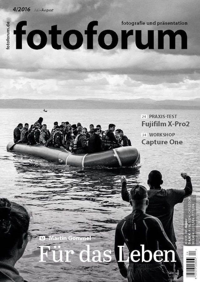 Menschen  auf Reisen fotografieren - Fotoforum Magazin Ausgabe 2016-04  - Artikel von Thorge Berger
