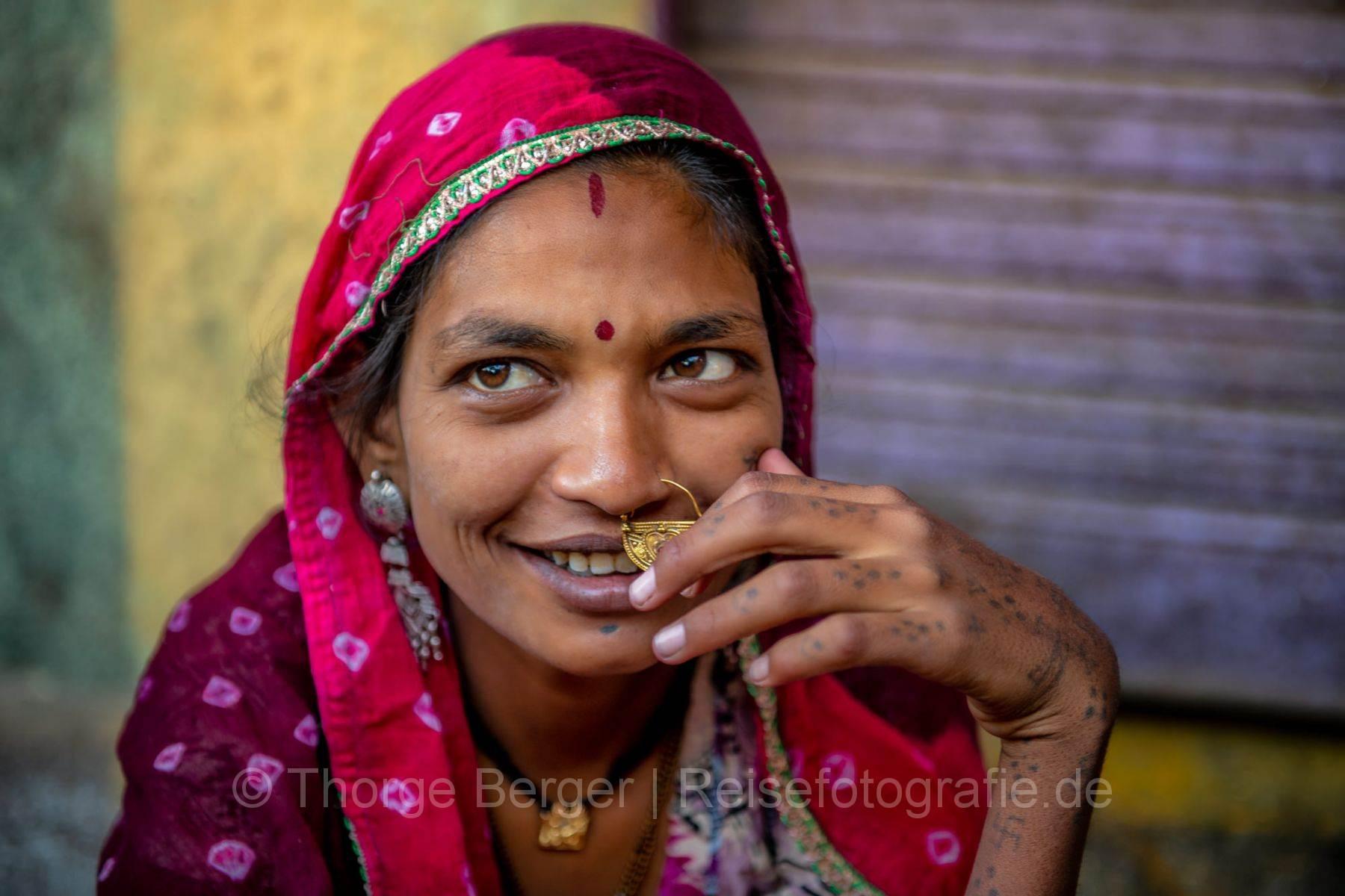 Girl in Gujarat
