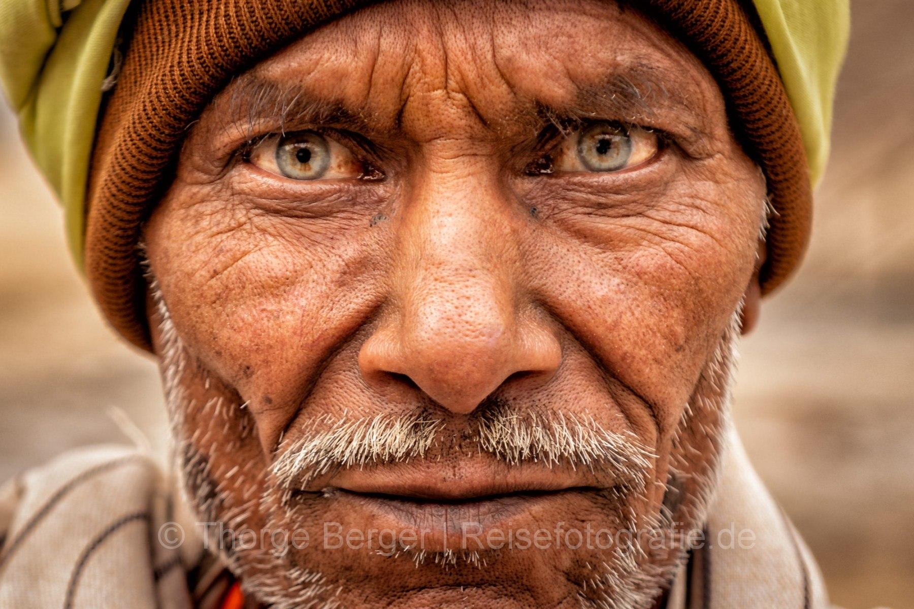 Pilgrim at the Kumbh Mela