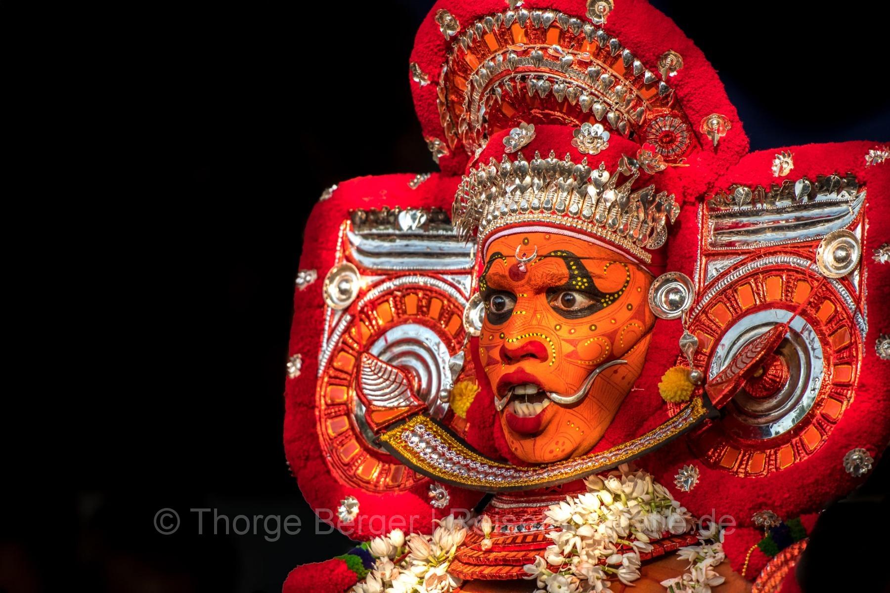 Theyyam God