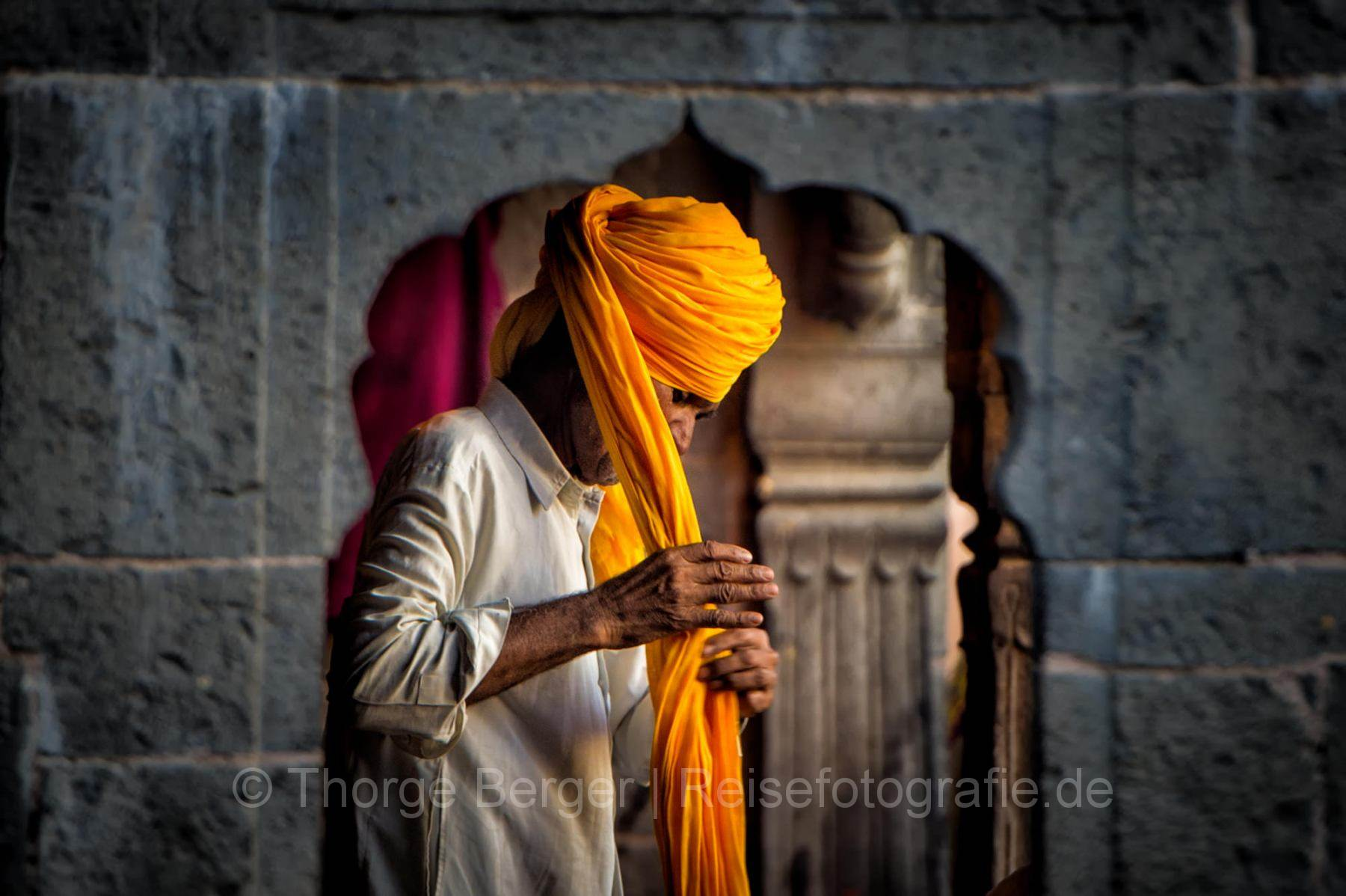 Turban dressing