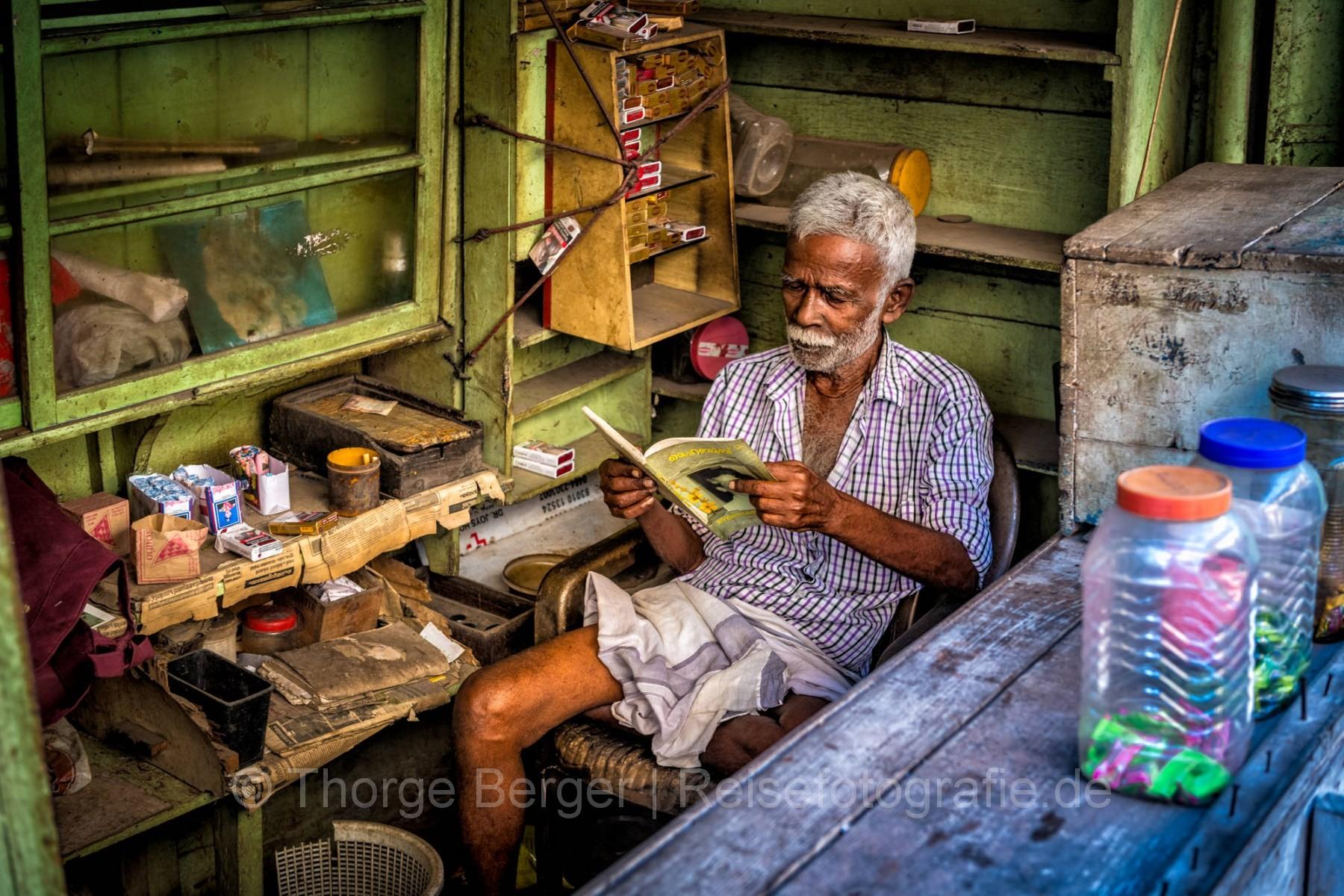 Vendor in Kochi