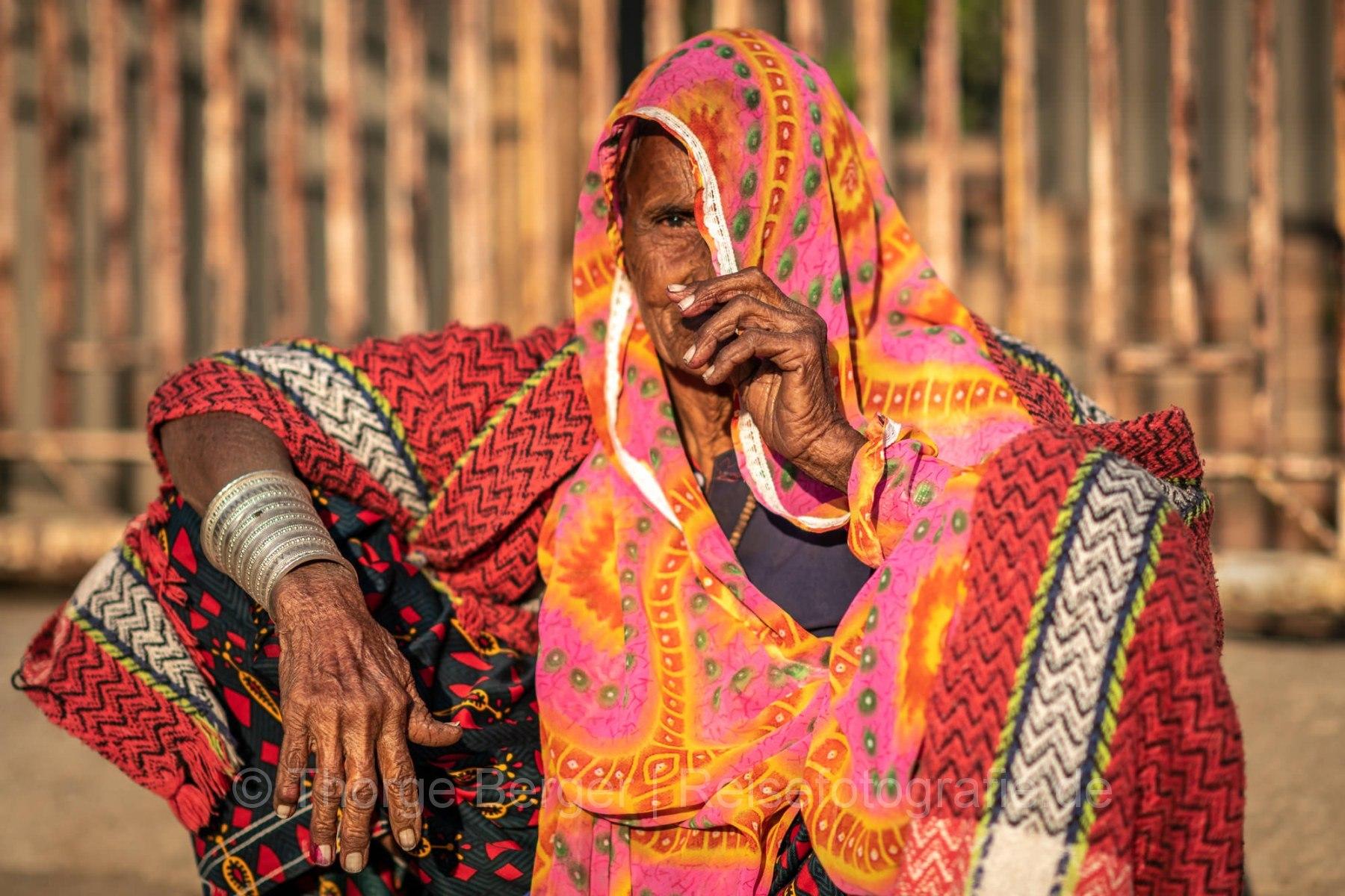 Woman in Gujarat