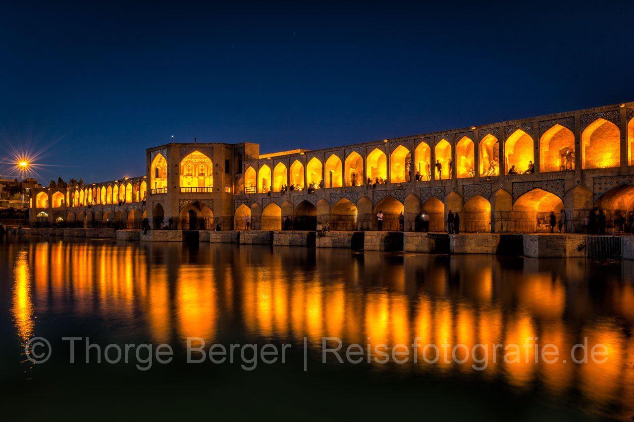 Pol-e Chādschu, Esfahan