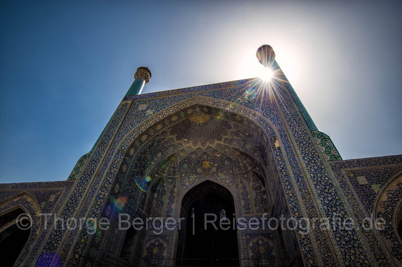 Shah Mosque of Esfahan