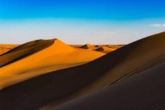 Sandwüste Mesr, Iran