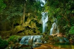 Wasserfall, Laos