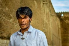 Man from Baluchistan, Shiras