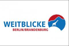 Logo Weitblicke Reihe Berlin - Brandenburg