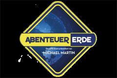 ALogo Abenteuer Erde-Reihe von Michael Martinbenteuer-Erde