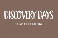 Logo Discovery Days Festival Laax