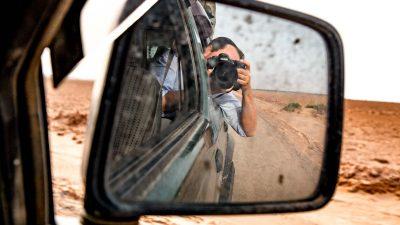 Reisefotografie-Reportagen - Behind The Scenes