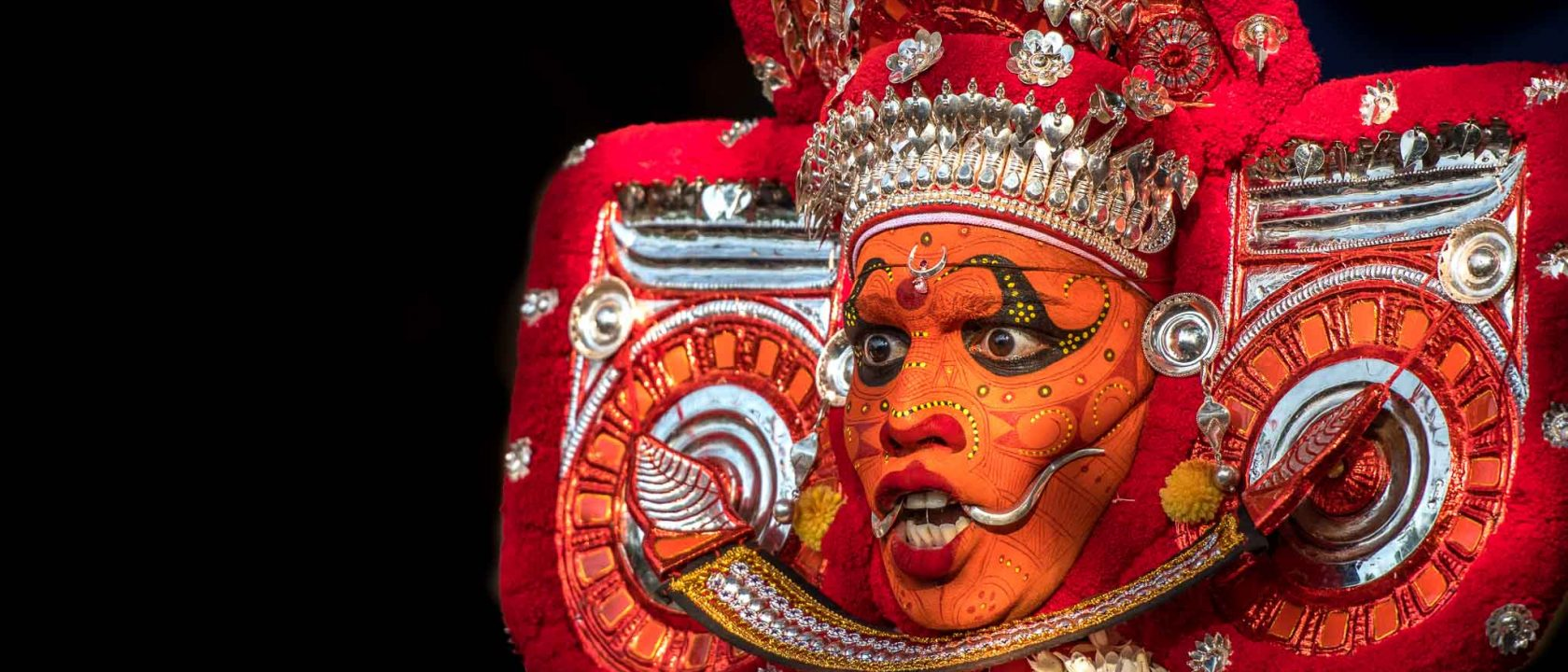 Reisefotografie Reportage Theyyam