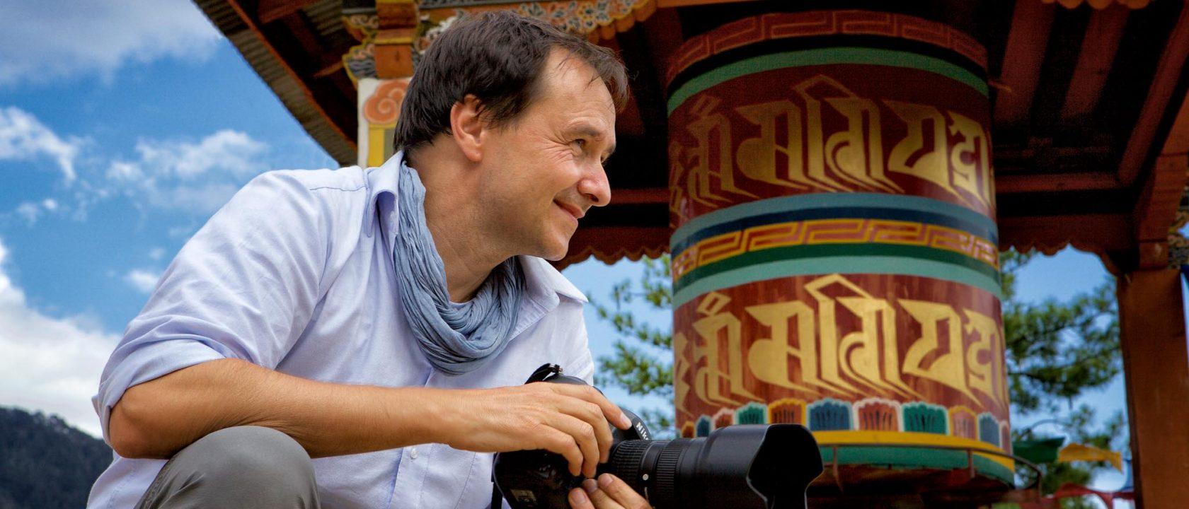 Reisefotograf Thorge Beger in Bhutan