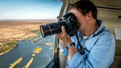"""Mit Thorge Berger """"Behind The Scenes"""" - SWie entstehen gute Reisefotos?"""