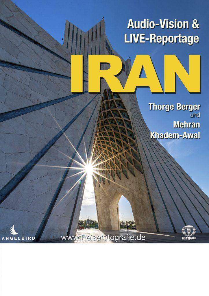 Poster Audio-Vision IRAN