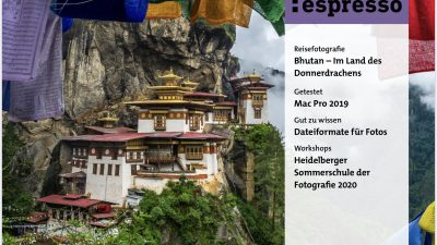 Fotoespresso-Titel: Bhutan - Im Land des Donnerdrachen