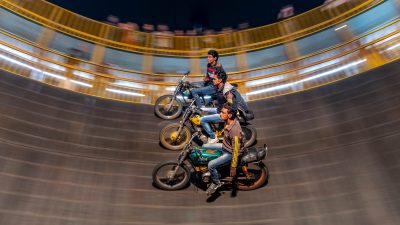 Fotoreportage - Wall of Death