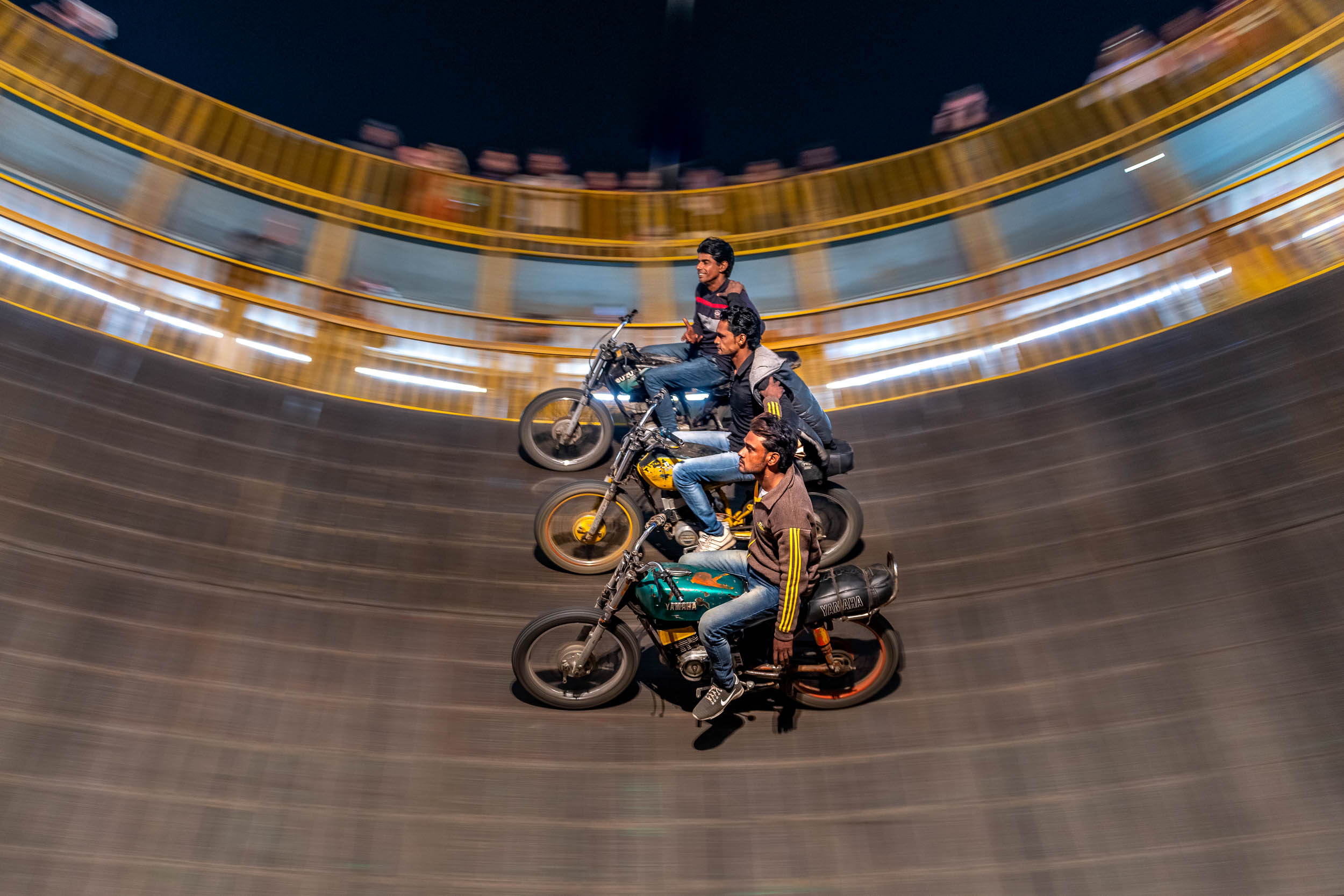 "Permalink zu:Fotoreportage: ""The Wall of Death"""
