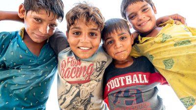Reisefotografie: Kids in Iran