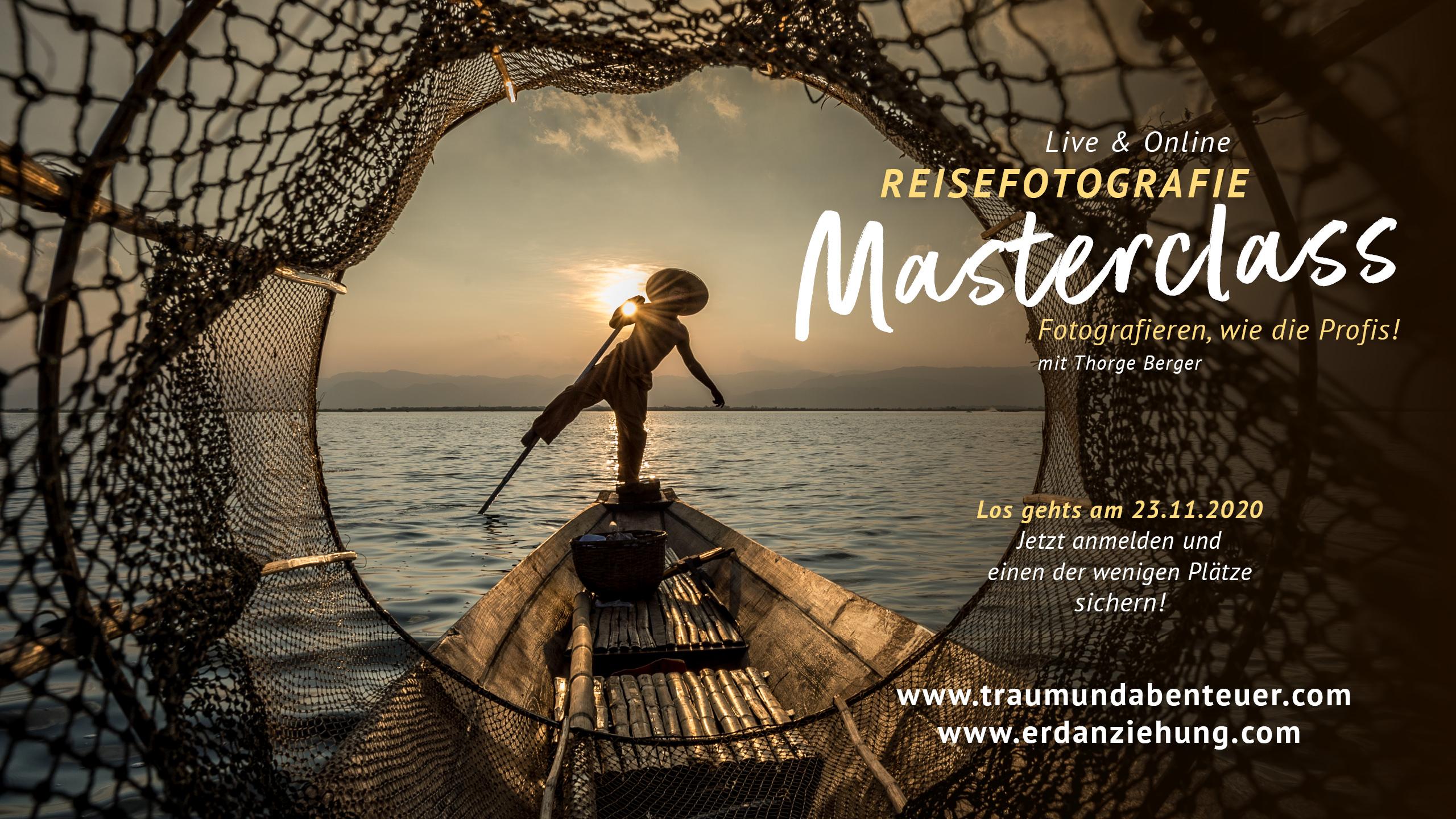 Reisefotografie-Masterclass