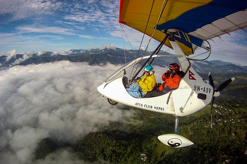Abenteuerfotografie in Nepal