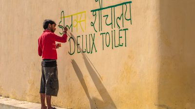 Reisefotografie - World Toilet Day