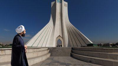 Reisefotografie: Axel Lange - Azadi Tower - Iran