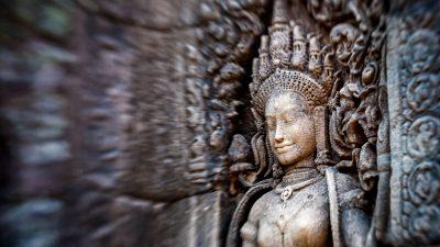 Khmer - Angkor Wat - Cambodia