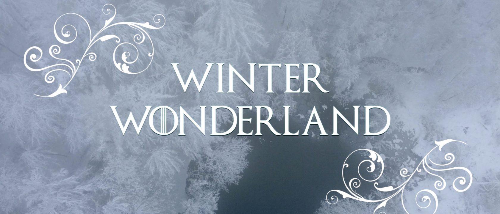 Reisefotografie - Winter Wonderland