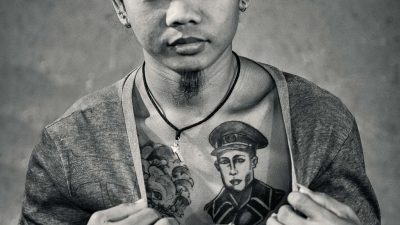 Reisefotografie - Portrait in Myanmar - Bogyoke Aung San