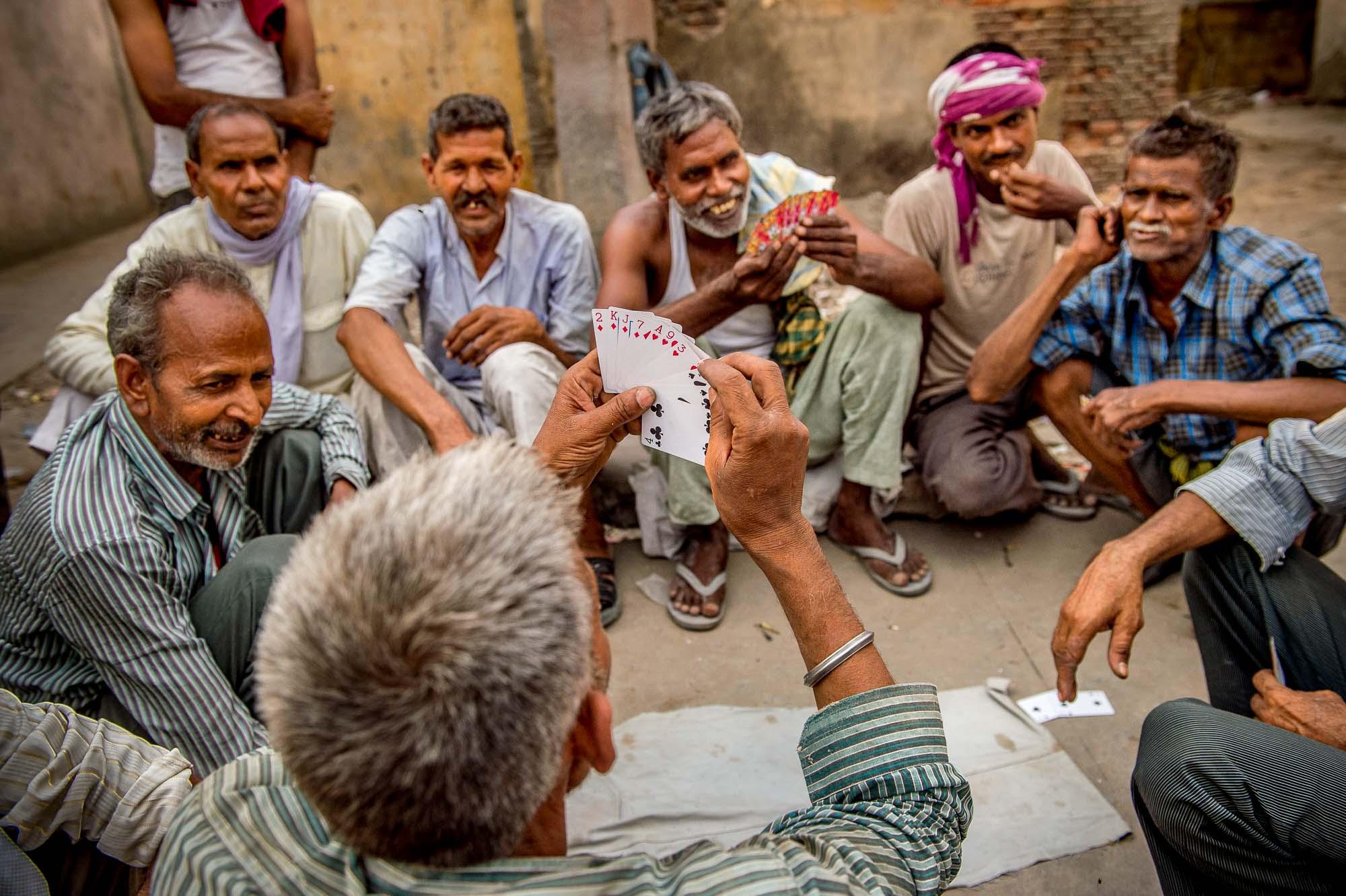 Reisefotografie - Indien - Weltspieltag