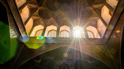 Reisefotografie - Iran - Tag des Lichts