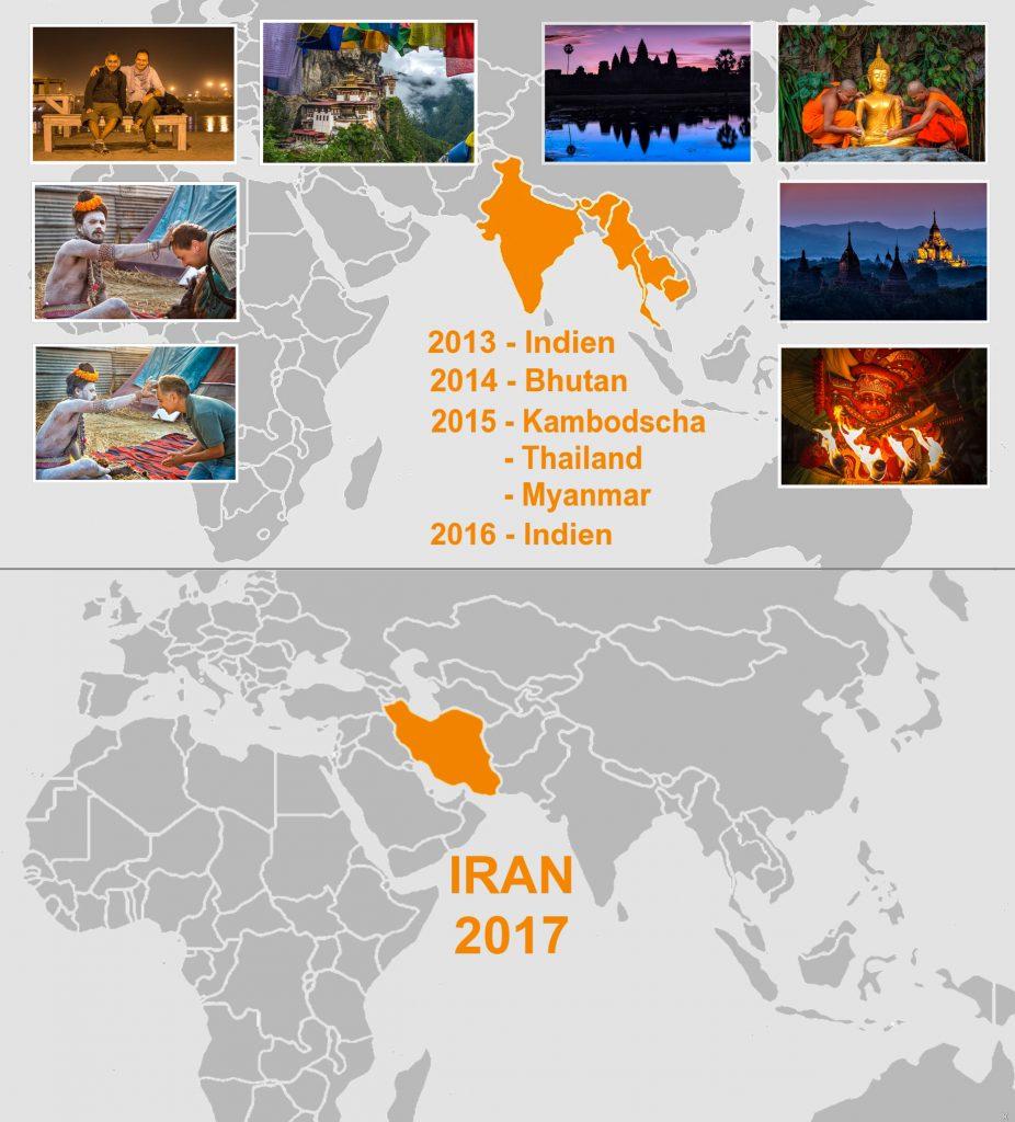 Thorge & Mehrans Reisen - mit IRAN